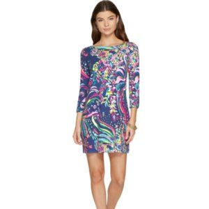 Lilly Pulitzer Sophie Dress in Beach Loot Print